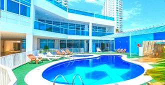 Mashoteles Astrasuite 427 - 卡塔赫纳 - 游泳池