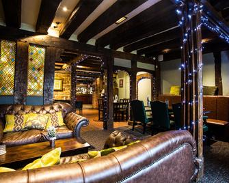 护城河别墅酒店 - 斯塔福德 - 酒吧