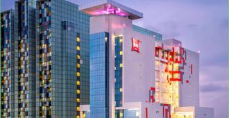 雅加达哈莫尼宜必思酒店 - 雅加达 - 建筑