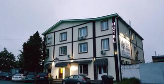 公寓酒店 - 基辅 - 建筑