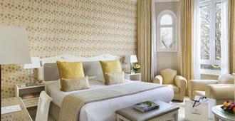 巴里耶尔勒威斯敏斯特酒店 - 勒图凯 - 睡房