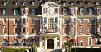 巴里耶尔勒威斯敏斯特酒店 - 勒图凯 - 建筑