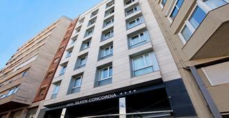 巴塞罗那西尔肯和睦酒店 - 巴塞罗那 - 建筑