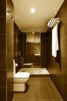 巴塞罗那西尔肯和睦酒店 - 巴塞罗那 - 浴室