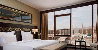 麦地那普尔曼扎姆扎姆酒店 - 麦地那 - 睡房