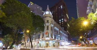 西贡大酒店 - 胡志明市 - 建筑