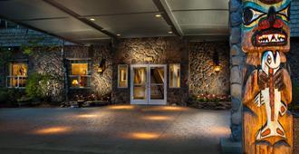 海岸国际酒店 - 安克雷奇 - 建筑