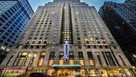 温德姆纽约客酒店 - 纽约 - 建筑
