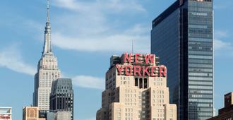 温德姆纽约客酒店 - 纽约 - 户外景观