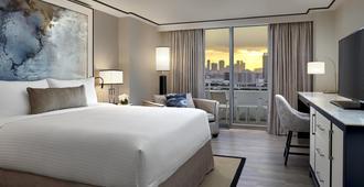 洛伊斯迈阿密海滩酒店 - 迈阿密海滩 - 睡房