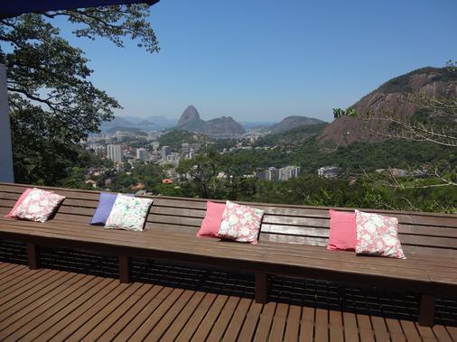 阿尔图斯德圣特蕾莎宾馆 - 里约热内卢