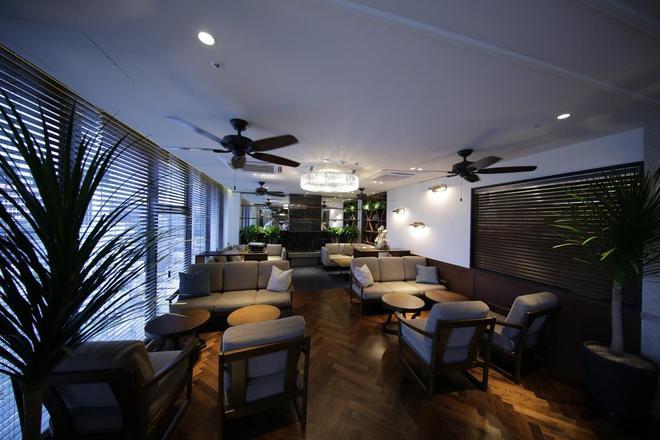 索拉利亚西铁酒店首尔明洞店 - 首尔 - 休息厅