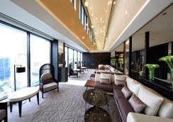 索拉利亚西铁酒店首尔明洞店 - 首尔 - 大厅