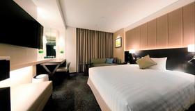 索拉利亚西铁酒店首尔明洞店 - 首尔 - 睡房