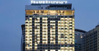 吉隆坡辉盛庭国际公寓 - 吉隆坡 - 建筑