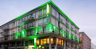 宜必思尚品勒阿弗尔中心奥古斯特佩雷酒店 - 勒阿弗尔 - 建筑