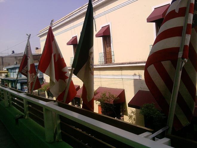 卡斯蒂利亚莱昂酒店 - 瓜达拉哈拉 - 户外景观