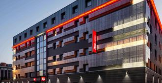 宜必思勒阿弗尔中心酒店 - 勒阿弗尔 - 建筑