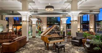 矿业交易所,温德姆至尊酒店&Spa - 科罗拉多斯普林斯 - 大厅
