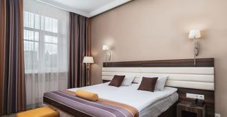 斯拉维亚卡酒店 - 莫斯科 - 睡房