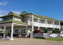 殖民玫瑰汽车旅馆 - 汤斯维尔 - 建筑
