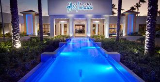 阿魯巴迪維飯店 - - 奥腊涅斯塔德 - 游泳池