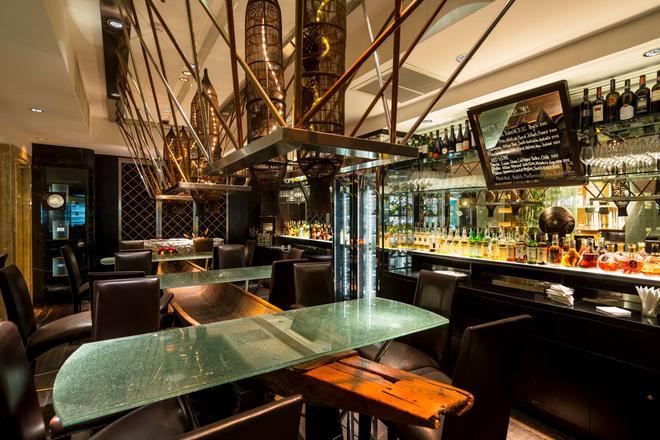 曼谷君悦酒店 - 曼谷 - 酒吧