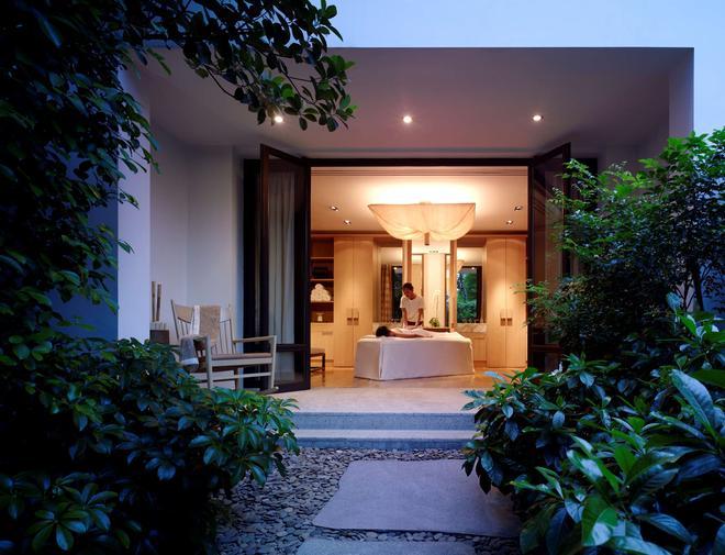 曼谷君悦酒店 - 曼谷 - 建筑