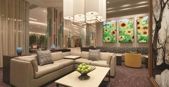 华盛顿乔治城西区凯悦酒店 - 华盛顿 - 休息厅