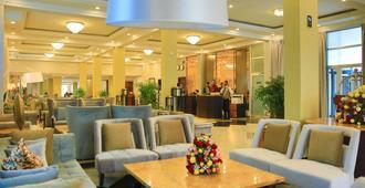 瑞士旅馆佳兰汶莱酒店 - 亚的斯亚贝巴 - 休息厅
