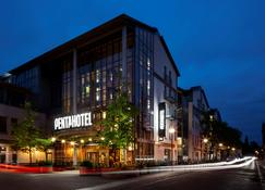 pentahotel酒店-罗斯托克 - 罗斯托克 - 建筑