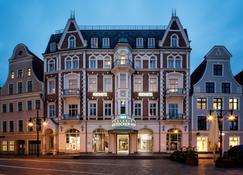 罗斯道克贝特尔酒店 - 罗斯托克 - 建筑