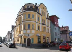 克莱纳伯格城市酒店 - 腓特烈港 - 建筑