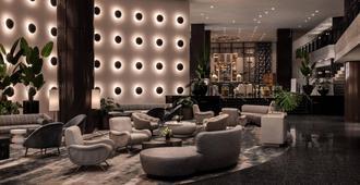 南海滩丽思卡尔顿酒店 - 迈阿密海滩 - 休息厅