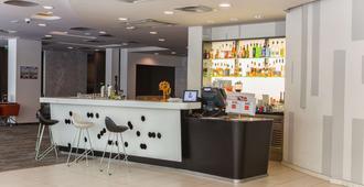 布达佩斯丽柏酒店 - 布达佩斯 - 酒吧