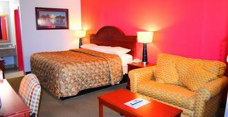 利托罗克经济型旅馆 - 小石城 - 睡房