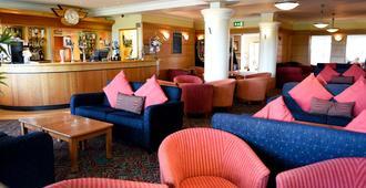 阿蓝姆柴恩里维埃拉酒店及度假公寓 - 伯恩茅斯 - 酒吧
