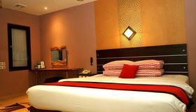 M城酒店 - 雅加达 - 睡房