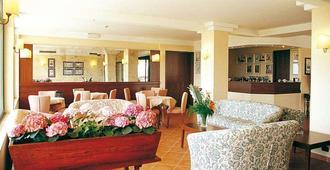 圣加罗公园酒店 - 锡耶纳 - 酒吧