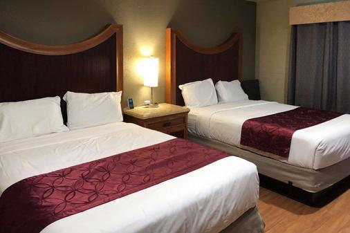 弗拉格斯塔夫罗德威旅馆 - 弗拉格斯塔夫 - 睡房