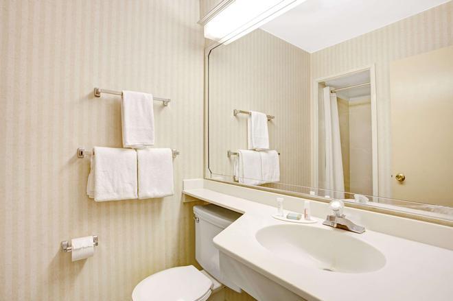 太空针塔西雅图旅游宾馆 - 西雅图 - 浴室