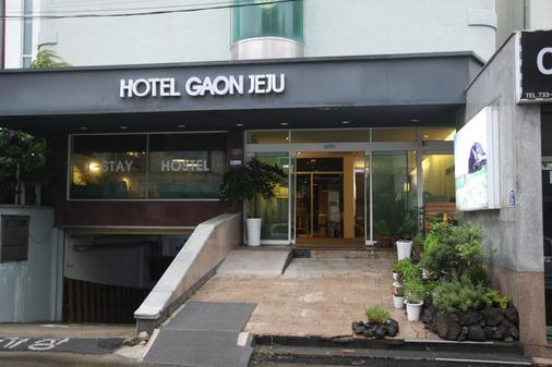 佳云J住宿酒店 - 西归浦 - 建筑