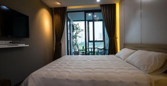 哈娜酒店和按摩 - 河内 - 睡房