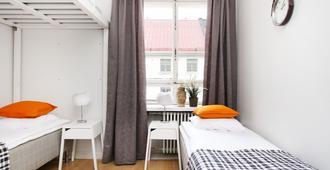 克迪玛尔马赫尔辛基酒店 - 博物馆街 44 号 - 赫尔辛基 - 睡房