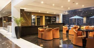 墨西哥城机场水晶城市酒店 - 墨西哥城 - 酒吧