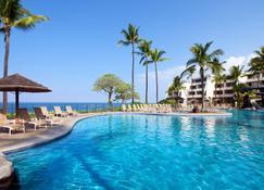 凯亚乌霍乌湾喜来登科纳度假酒店 - 科纳 - 游泳池