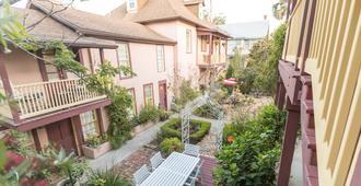 索拉纳住宿加早餐旅馆 - 圣奥古斯丁 - 户外景观