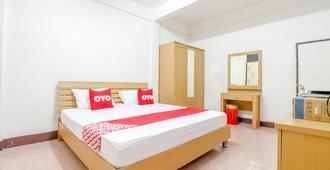 OYO 525 碧甲盛地铁 48 号广场酒店 - 曼谷 - 睡房