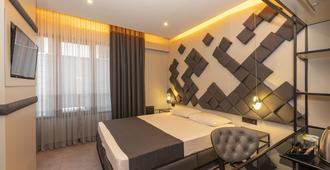 白宫酒店 - 伊斯坦布尔 - 睡房