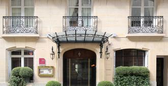 贝斯特韦斯特普雷米尔特洛加德洛拉图尔酒店 - 巴黎 - 建筑